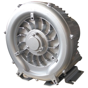Electric Three Phase Side Channel Blower for Printing Machine